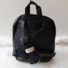 Kép 6/12 - Black flower táska pénztárca szett