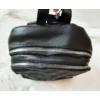 Kép 7/12 - Black flower táska pénztárca szett