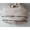 Kép 5/13 - Beig flower táska pénztárca szett