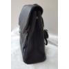 Kép 4/6 - Silvia Rosa merev falú elegáns hátitáska fekete