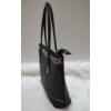 Kép 3/5 - Kígyóbőr mintás merev falú elegáns női táska