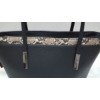 Kép 2/5 - Kígyóbőr mintás merev falú elegáns női táska