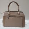 Kép 4/5 - Silvia Rosa kígyóbőr mintás elegáns merev falú táska