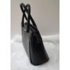 Kép 3/5 - Silvia Rosa kígyóbőr mintás elegáns merev falú táska