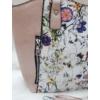 Kép 4/10 - Rosie flower táska pénztárca szett