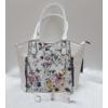 Kép 3/12 - White flower táska pénztárca szett