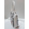 Kép 5/12 - White flower táska pénztárca szett