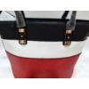 Kép 4/10 - Black strip táska pénztárca szett