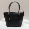 Kép 6/10 - Black strip táska pénztárca szett