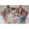 Kép 4/11 - Flower elegant táska pénztárca szett