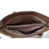 Kép 7/12 - Brown flower táska pénztárca szett