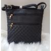 Kép 3/11 - Black romb táska pénztárca szett