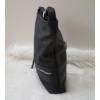 Kép 3/5 - Csipke virág mintás női oldaltáska fekete