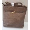 Kép 6/11 - Brown romb táska pénztárca szett