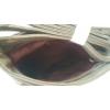 Kép 5/5 - Varrott rombusz mintás oldaltáska barna