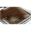 Kép 5/5 - Silvia Rosa merev falú női oldaltáska bojt dísszel