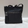 Kép 3/11 - Black flower táska pénztárca szett