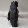 Kép 5/10 - Black lace II táska pénztárca szett