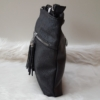 Kép 5/11 - Black flower táska pénztárca szett