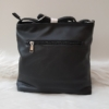 Kép 6/10 - Black lace II táska pénztárca szett