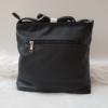 Kép 6/11 - Black flower táska pénztárca szett