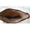 Kép 5/5 - Medál díszes kisebb méretű oldaltáska barna