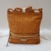 Kép 3/10 - Yellow lace táska pénztárca szett