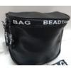 Kép 2/5 - Keresztpántos női táska felirattal fekete