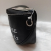 Kép 4/6 - Keresztpántos női táska felirattal fekete