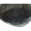 Kép 6/6 - Keresztpántos női táska felirattal fekete