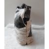 Kép 4/5 - Pillangó mintás bojt díszes oldaltáska fekete