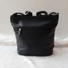 Kép 5/10 - Black flower táska pénztárca szett