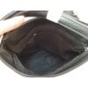 Kép 6/10 - Black flower táska pénztárca szett
