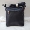 Kép 6/12 - Black tassel táska pénztárca szett