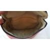 Kép 5/5 - Keresztpántos női táska felirattal piros