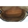 Kép 5/5 - Keresztpántos női táska felirattal szürke