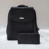 Kép 1/10 - Black elegant II táska pénztárca szett