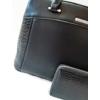 Kép 2/10 - Black elegant táska pénztárca szett