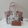 Kép 1/10 - Rosie flower táska pénztárca szett