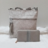 Kép 1/11 - Grey táska pénztárca szett