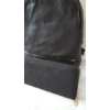 Kép 2/12 - Black flower táska pénztárca szett