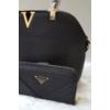 Kép 2/12 - Black elegant I táska pénztárca szett