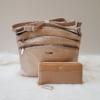 Kép 1/11 - Rose gold táska pénztárca szett