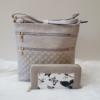 Kép 1/11 - Grey I táska pénztárca szett