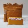 Kép 1/11 - Yellow táska pénztárca szett