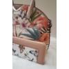 Kép 2/11 - Flower elegant táska pénztárca szett