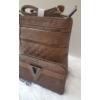 Kép 2/11 - Brown romb táska pénztárca szett