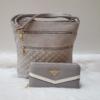Kép 1/10 - Grey II táska pénztárca szett