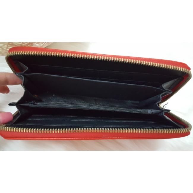 Black strip táska pénztárca szett