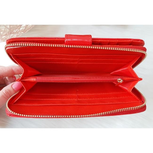 Red táska pénztárca szett
